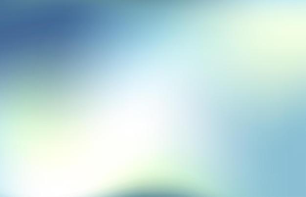 Gradiente abstracto difuminado colorido estilo de actualización plantilla de tono tropical. malla para copiar el espacio del fondo del texto. vector de ilustración