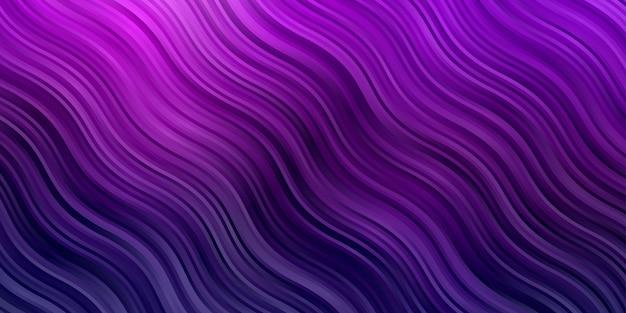 Gradiente de fondo abstracto. fondo de pantalla de línea de rayas púrpura azul oscuro