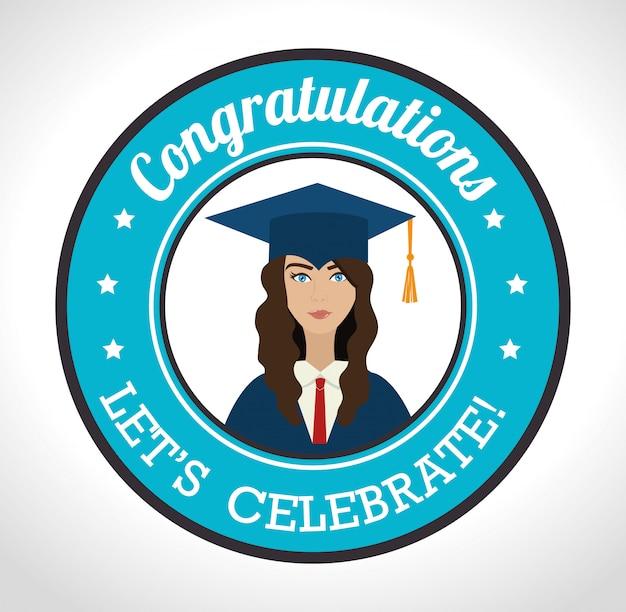 Graduacion de estudiantes universitarios