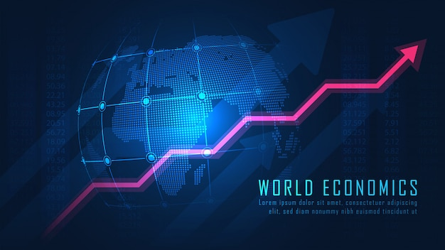 Gráfico bursátil o de compraventa de divisas