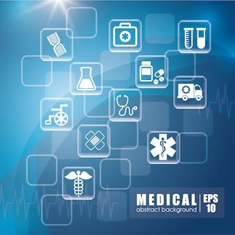Gráfico de salud médica