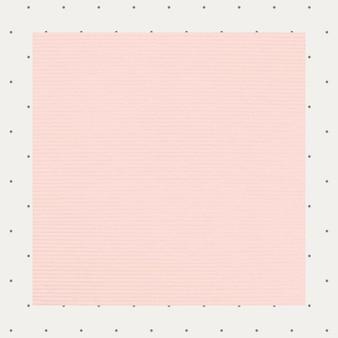 Gráfico vectorial de papel de nota rosa pastel
