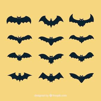 Gráficos vectoriales murciélago