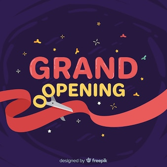 Gran inauguración