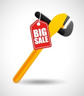 Grandes herramientas para la venta