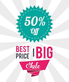 Grandes ventas y descuentos en compras