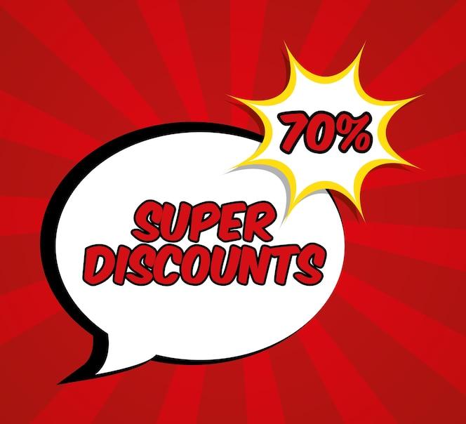 Grandes ventas y ofertas especiales de compras