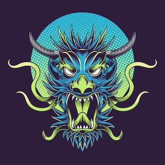 Grito de dragón