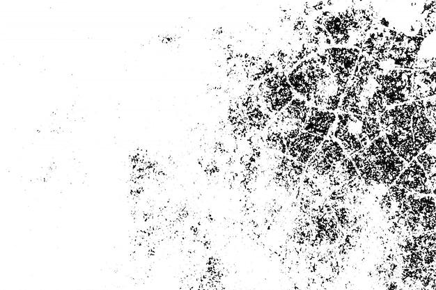 Grunge es fondo blanco y negro.