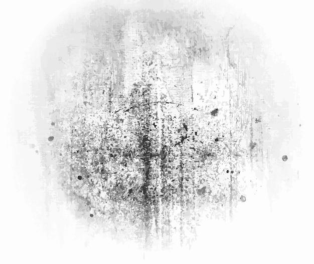 Grunge monocromo pintado fondo abstracto del modelo