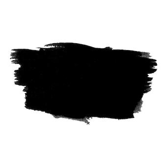 Grunge trazo de tinta