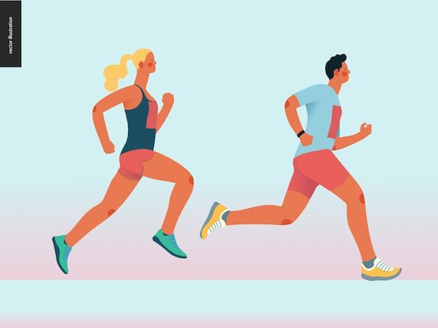 Grupo de maratón