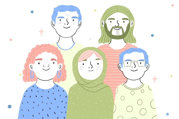 Grupo de personas