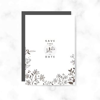 Guardar el vector de tarjeta de fecha