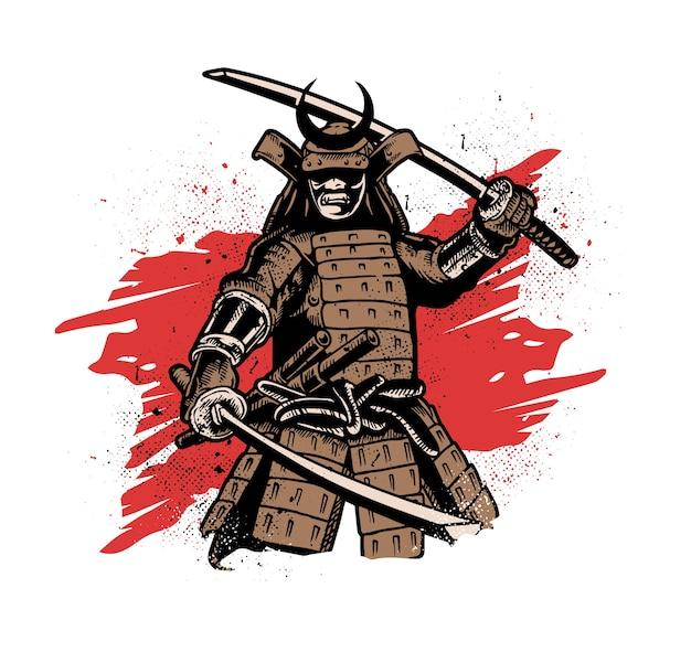 Guerrero samurái
