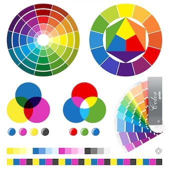 Guías de colores