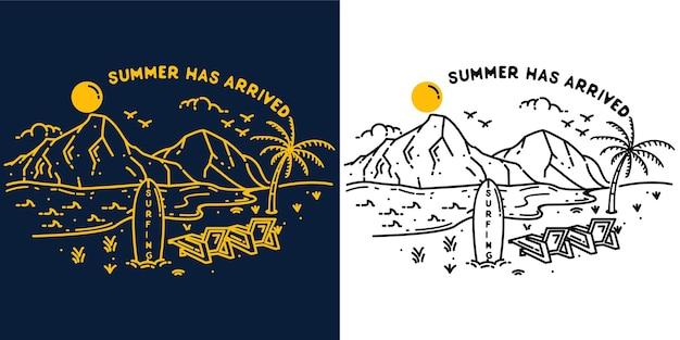 Ha llegado el verano