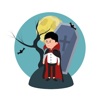Halloween y niño