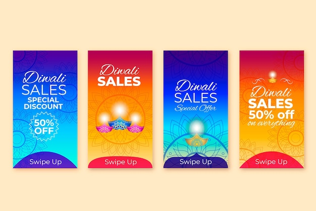 Happy diwali instagram sale stories