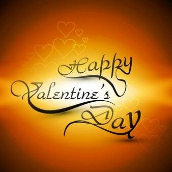 Happy valentines tarjeta de felicitación del día