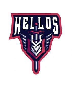 Hellos sports logo