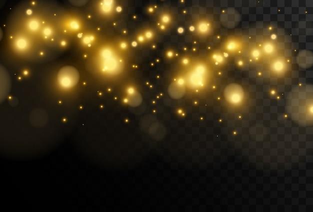 Hermosa estrella brillante.