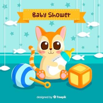 Hermoso diseño de baby shower