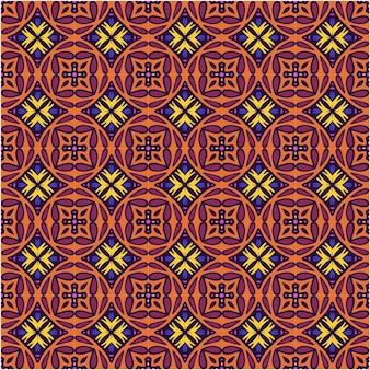 Hermoso fondo abstracto de patrones sin fisuras