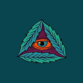 Hierba de visión