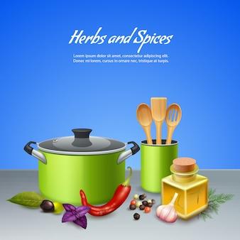 Hierbas y especias