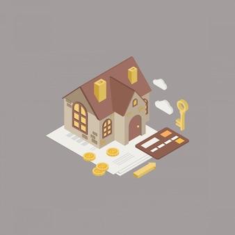 Hipoteca de la casa