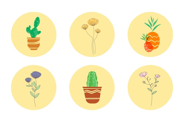 Historia de portada minimalista instagram