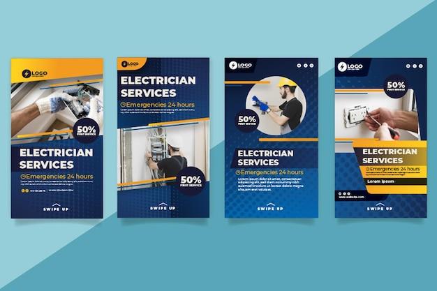Historias de electricistas