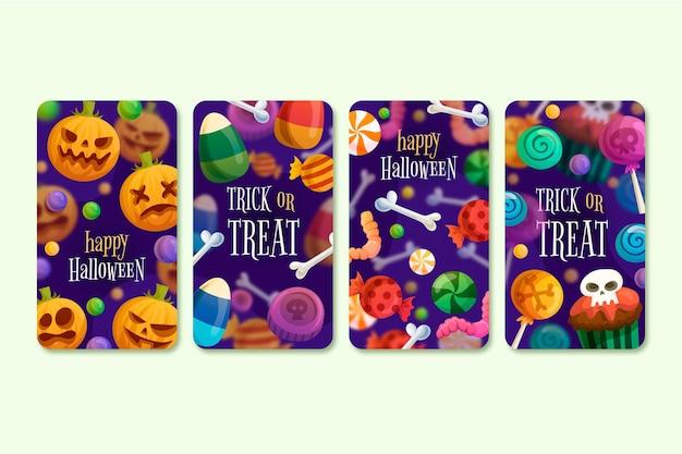 Historias de instagram de halloween