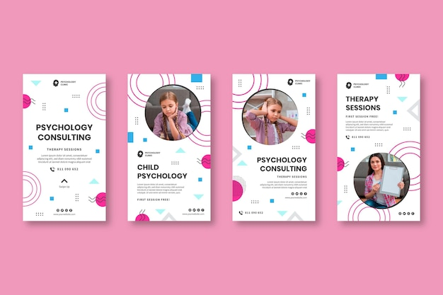 Historias de instagram de psicología
