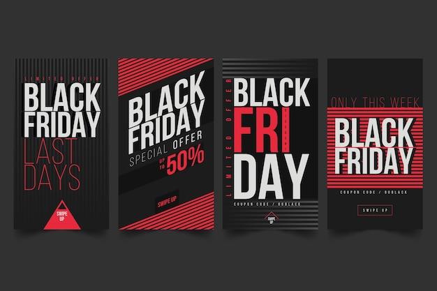 Historias de instagram del viernes negro