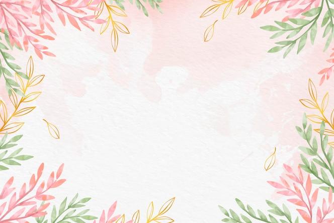 Hojas de papel tapiz con papel metálico