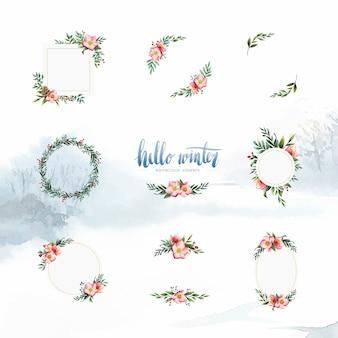 Hola set de invierno