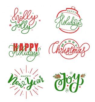 Holly jolly quote, feliz navidad, feliz año nuevo