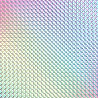 Holograma sticker_beautiful reflejo