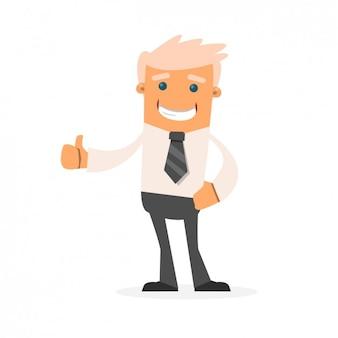 Hombre de negocios dice que vale