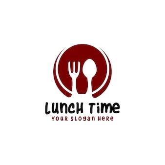Hora del almuerzo logo