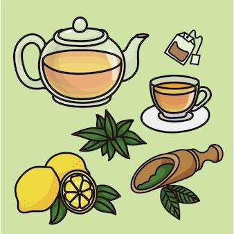 La hora del té