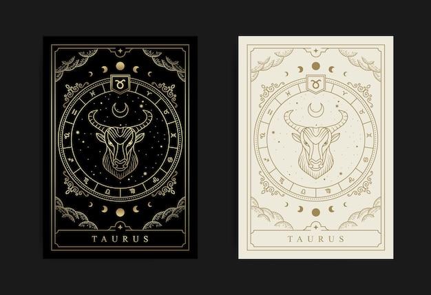 Horóscopo tauro y símbolo del zodíaco