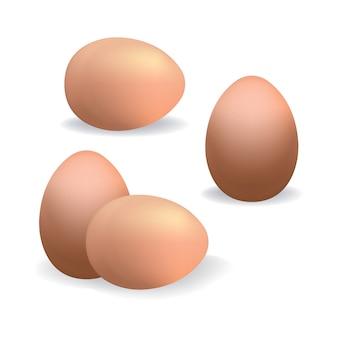 Huevo realista