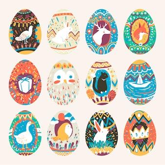 Huevos de pascua colección