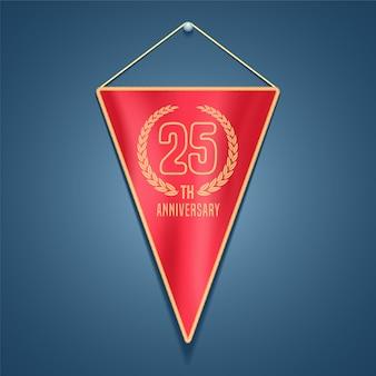 Icono de aniversario