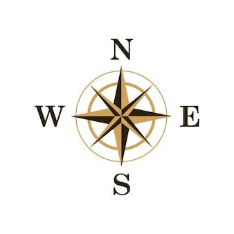 Icono de brújula