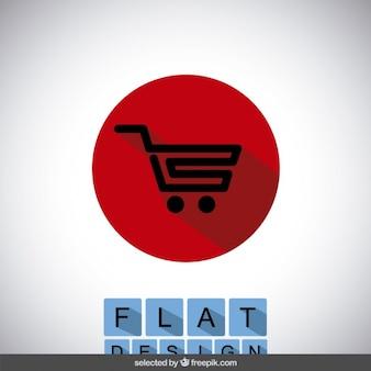 Icono de carrito de compra