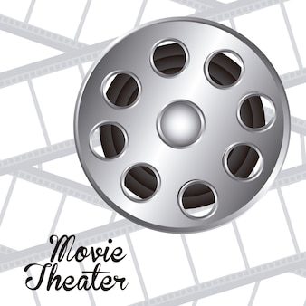 Icono de cine
